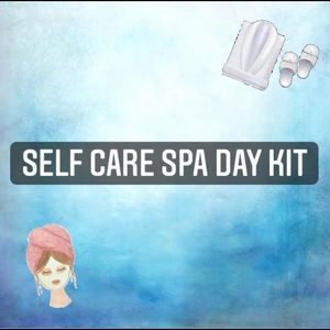 Self care spa day kit